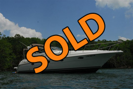 2000 Cruisers Yachts 3375 Express Cruiser 36' Aft Cabin For Sale