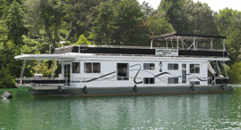2010 Lakeview 16 x 68WB 6 Bedroom Houseboat For Sale on Norris Lake TN