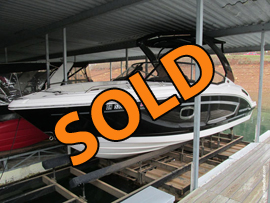 2014 Chaparral 257 SSX Deck Boat For Sale on Norris Lake at Sequoyah Marina