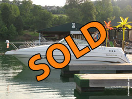 2002 Glastron GS279 Aft Cabin Cruiser For Sale on Norris Lake in East TN