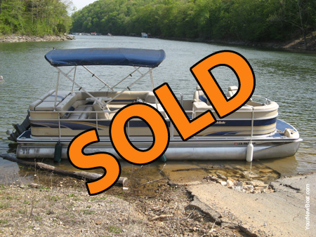 2002 Harris Pontoon For Sale