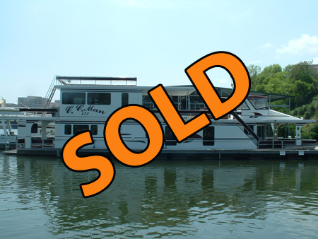 2002 Majestic Houseboat For Sale