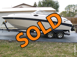 2004 Mariah Deckboat For Sale