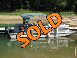 2004 Premier 250 Legend RE Sport Dek Aluminum Deck Boat For Sale on Norris Lake TN