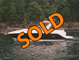 2004 Rinker 270 FiestaVee Express Cruiser For Sale on Lake Cumberland KY