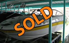 2006 Yamaha SR210 Twin Engine Jet Boat For Sale on Norris Lake Tennessee