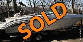2007 Chaparral SX256 Bowrider For Sale near Nashville TN
