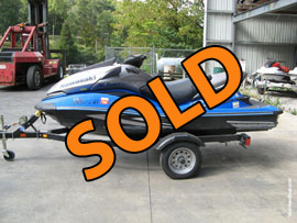 2007 Kawasaki Ultra250X Supercharged Jet Ski For Sale on Norris Lake Tennessee