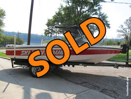 2006 Ski Nautique 196 Limited For Sale in Kentucky