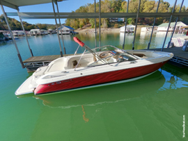 2008 Cobalt 272 Bowrider For Sale on Norris Lake Tennessee at Springs Dock Resort Marina