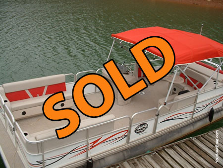 2008 Leisure Kraft Pontoon For Sale