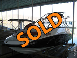 2008 SeaDoo 230 Wake Wakeboard Boat For Sale on Norris Lake TN