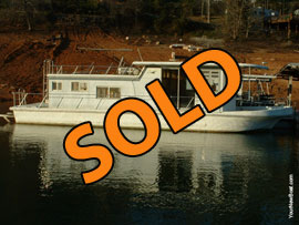 1970 SeaGoing 12 x 36 For Sale on Norris Lake