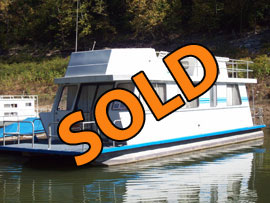 Lake Cumberland Houseboats For Sale