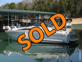 1987 SeaRay 268 Sundancer For Sale on Norris Lake Tennessee