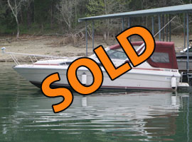 1987 SeaRay 270 Sundancer with Twin Engines, Generator, A/C & More For Sale on Norris Lake TN