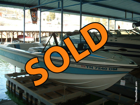 89 Barefoot Nautique For Sale