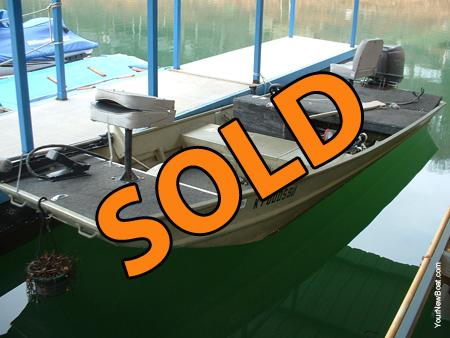 90 Aluminum Fishing Boat For Sale