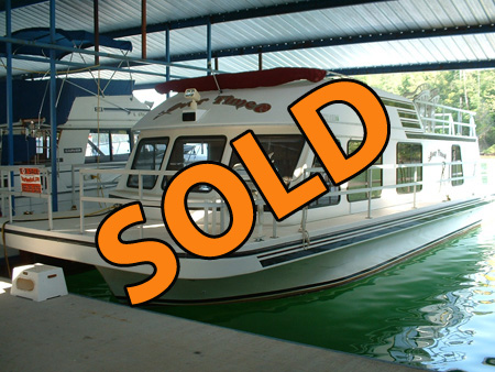 1993 Gibson Houseboat For Sale