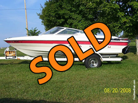 1993 Maxum 1700SR Bowrider For Sale