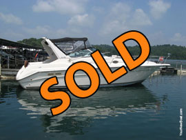 1994 SeaRay 330 Sundancer For Sale on Norris Lake TN