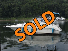 1995 SeaRay 250 Sundancer Express Cruiser For Sale on Lake Cumberland KY