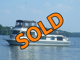 1996 HarborMaster 14 x 52 WB Houseboat For Sale