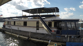 1996 NorrisYacht 16 x 72WB 5 Bedroom Houseboat For Sale on Norris Lake TN