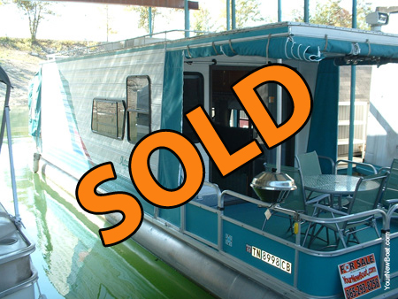 1997 Aqua Chalet 8.5 x 36 WB For Sale