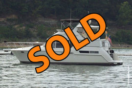 1997 Carver 355 MotorYacht For Sale on Lake Cumberland