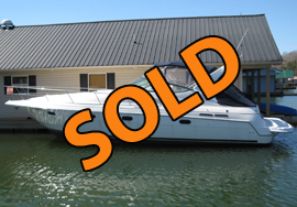 1997 CruisersYachts 3375 Mid Cabin Express Cruiser for Sale in TN