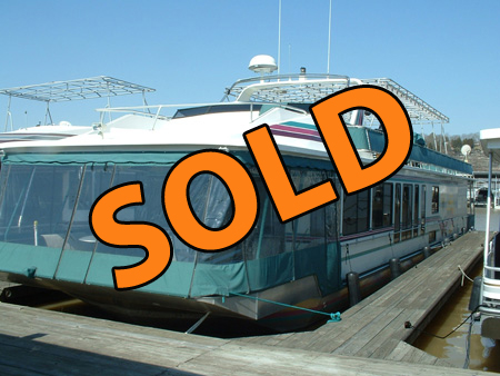 Houseboats Previously Sold