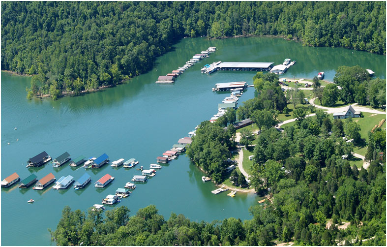 Floating Homes For Sale On Norris Lake TN